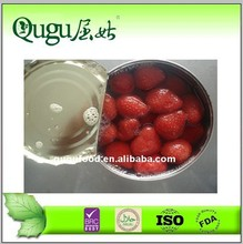Canned strawberry food price list