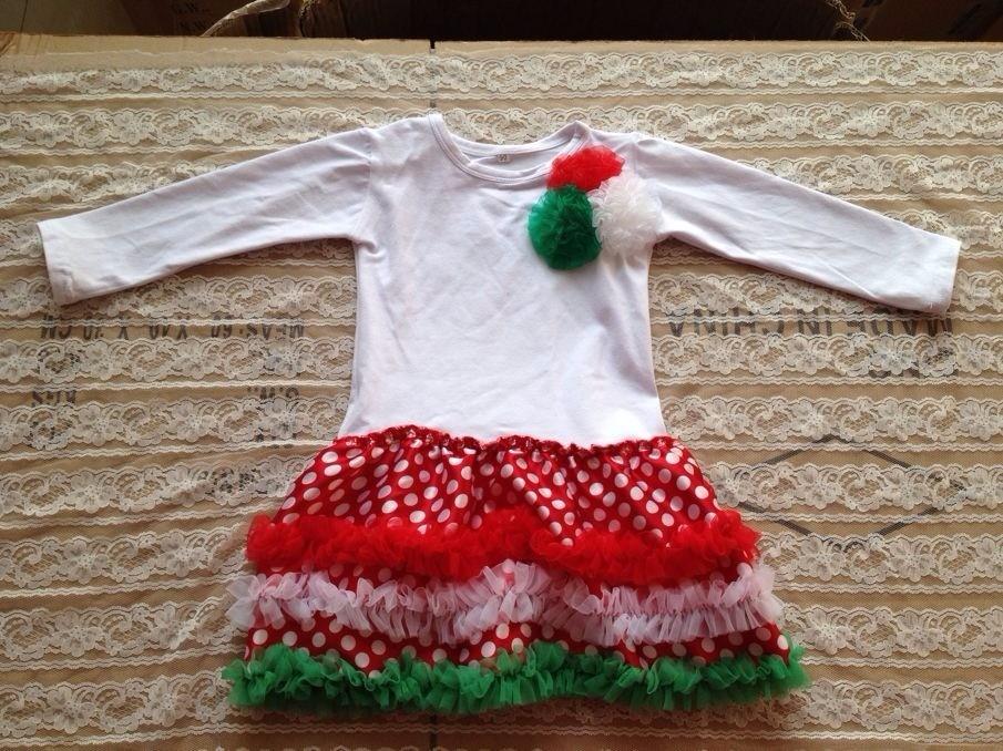 Chirstmas top dress