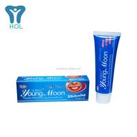 OEM wholesales 80G whitening toothpaste