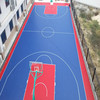 Used basketball court flooring,modular basketball court sports flooring