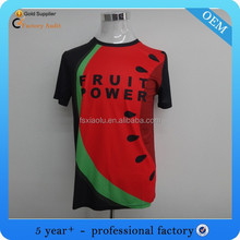 2015 new fashion t-shirt manufacturers in guangzhou