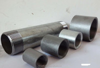 steel pipe nippel and sockets/couplings