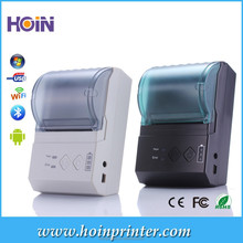 Mini Thermal Receipt Printer Android POS Printer 58mm No MOQ From Factory