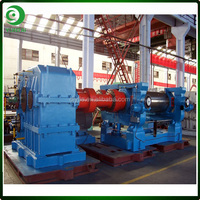 Rubber Compound Two Roll Mixing Mill