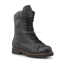 police safety guard men uniform office shoes black executive military shoes 2015 stylish//high quality military combat boots