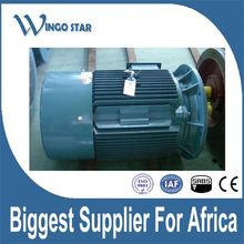 Y Series induction ac three phase 400v three phase electric motor
