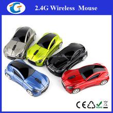Nano usb optical mouse racing wireless car mouse