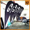 Sports Advertising double-side printing flying flag banner pole cheap teardrop banner, sports advertising banner
