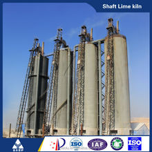 Industrial designed shaft lime kiln china manufacturer