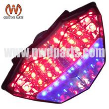 Motorcycle Tail Lamp with LED for KAWASAKI NINJA 250