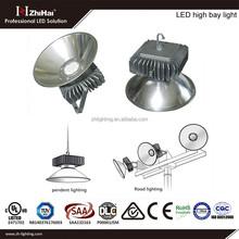 Zhihai new design 5 Years warranty aluminum body IP65 90w led studio light