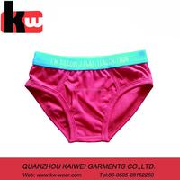 Hot Sell Exceptional Quality New Design Children Underwear Boy Models
