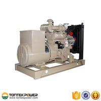 Four stroke 80kVA Electrical Marine Power Generator