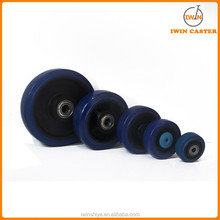 2014 High elastic rubber on Aluminum core with double ball bearings