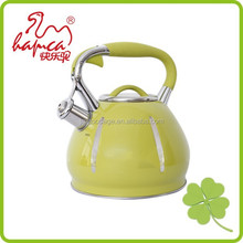 3.5L Enamel Whistle Kettle, Enamel Whistling Tea Kettle /KGYA-01