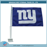 BEST FLAG -Custom NFL car flag NY Giants