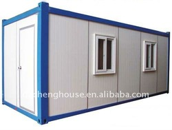 flat pack prefab container home / container house