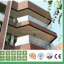 Wood Plastic Composite WPC Waterproof Wall Decoration Board/Panel