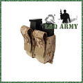molle 9mm doble pistola bolsa de la revista