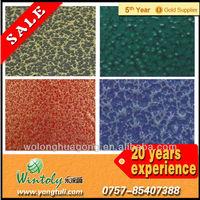 Special texture finish metallic metal powder paint