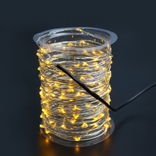 High Quality LED Copper Wire Firefly Lights with RF Remote Control