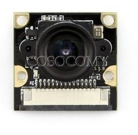 5MP OV5647 Raspberry Pi Camra For Model A+/B/B+/2 B Night Vision Camera Module 5MP OV5647 Webcam Video 1080p Camera Kit