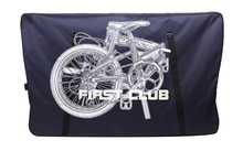 double bike bag folding bicycle bag with wheels