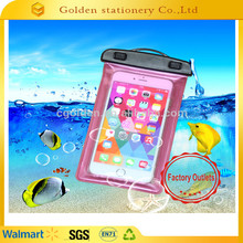 Mobile phone waterproof pouch ,waterproof case ,dry pouch