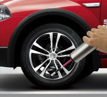 Portable electric tire air pump