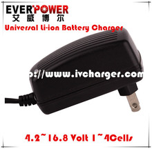 Everpower EP3PL1004SW wall mount best 4.2v fast high quality li-ion charger