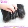 Natural Color Wholesale Price Peruvian Hair Lace Closures 3 Parting
