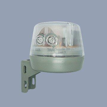 Crepúsculo interruptor con ajustable ( fotocélula )