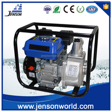 Jenson high quality 3 inch agriculture & industrial gasoline water pump