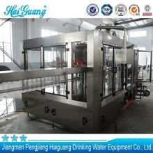 Best quality chinese haiguang water filling machine dubai