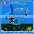 Profesional mini baratos 20-in-1 láser etapa de iluminación azul