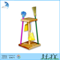 House Keeping Stand Preschool Montessori kidsTeaching aids/equipment/toy/material