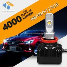 H11 LED Fog Lamp For CHEVROLET AVEO / SONIC 2012