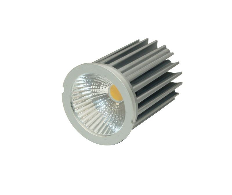 Halogen Replacement 9w Led Module Sliver Aluminum Dimmable Recessed Ceiling L