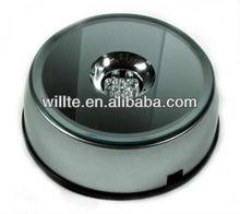 silver crystal battery crystal light base(A7111T)