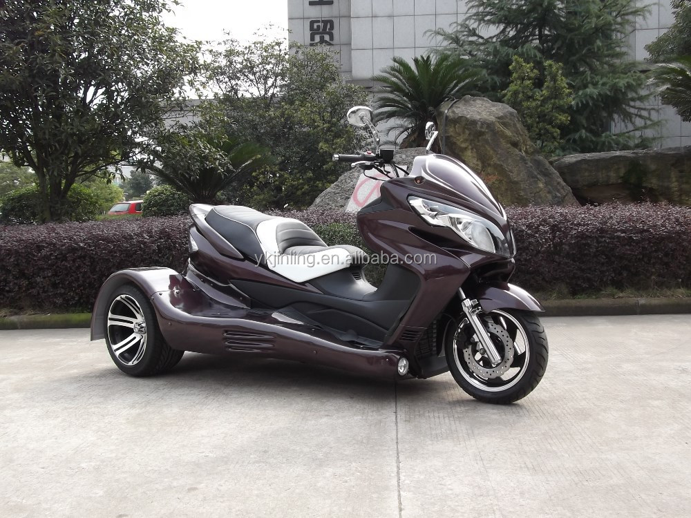 Automatic Motorcycle Trike 300cc Automatic Motorcycle