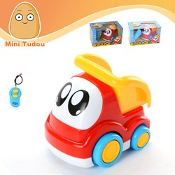 China Manufacture Newest 2 CH RC Cartoon Car, 27Mhz Remote Control Toy Car,RC Toy