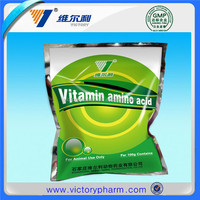 Nutritional vitamin for poultry growth