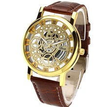 High Quality Rose Gold Chinese Wholesale Watches Men Luxury brand automatic