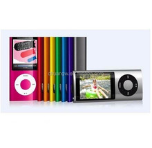 5th Gen MP4 Player 2.2'' screen Video Radio FM MP4 with Camera digital game player