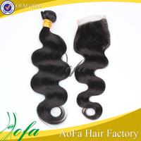 Top Quality Body Wave Brazilian Hair Closure,Cheap Unprocessed Brazilian Hair Bundles With Lace Closure