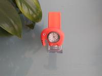snap kid silicone fashion vogue quartz wrist watch