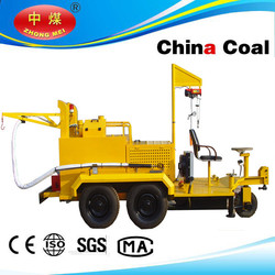 China coal group Factory Direct Sell Trail Type Road Crack Sealing Machine