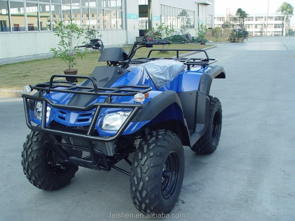 Buyang 300cc 4x4 Atv   Fa-d300