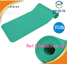 Used gym mats for sale pilate gym exercise 2-tone Colors thick yoga mat
