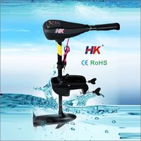 Durable marine boat engine for fishing